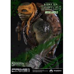Teenage Mutant Ninja Turtles: Michelangelo polystone statue  MOVIE
