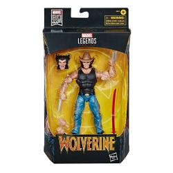 Marvel Legends 80th Anniversary Series Figura Cowboy Logan 15 cm