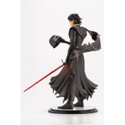 Star Wars Episode VII Estatua ARTFX 1/7 Kylo Ren Ren Cloaked in Shadows 28 cm
