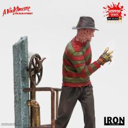 Nightmare on Elm Street Art Scale Statue 1/10 Freddy Krueger Deluxe 19 cm