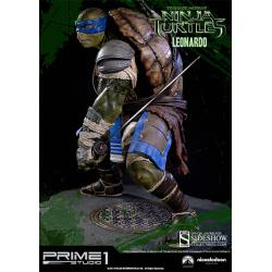 Teenage Mutant Ninja Turtles: Leonardo polystone statue