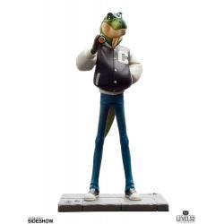 Dino Brawlers Statue Marco Tiny Rexx by Alberto Camara 31 cm