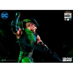 DC Comics Estatua 1/10 BDS Art Scale Green Arrow by Ivan Reis 17 cm