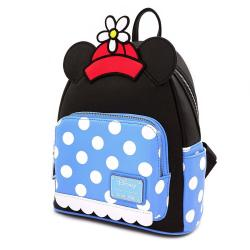 Disney by Loungefly Mochila Mini Positively Minnie Polka Dots
