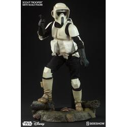 Scout Trooper Sixth Scale Figure Star Wars