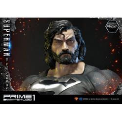 Batman Hush Statue 1/3 Superman Black Version 106 cm