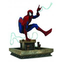 Marvel Gallery PVC Diorama 90\'s Spider-Man 20 cm