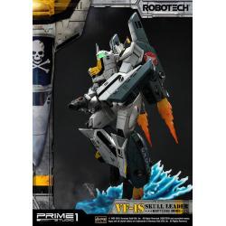 Robotech Statue VF-1S Skull Leader Battloid Mode 67 cm