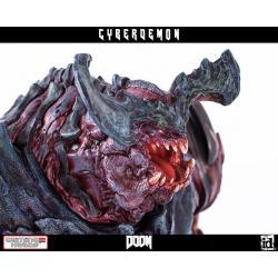 DOOM Estatua 1/4 Cyberdemon 48 cm