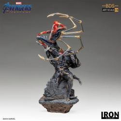 Avengers: Endgame BDS Art Scale Statue 1/10 Iron Spider vs Outrider 36 cm