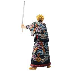 Naruto Estatua PVC G.E.M. Naruto Uzumaki Kabuki Ver. 23 cm