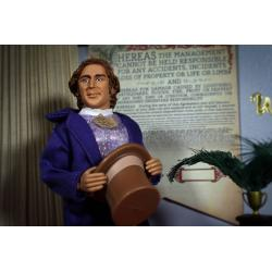 Willy Wonka & la fabrica de chocolate Figura Willy Wonka (Gene Wilder) 20 cm