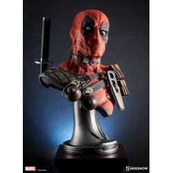 Marvel Comics Busto 1/1 Deadpool 71 cm
