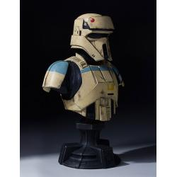 Star Wars Rogue One Busto 1/6 Shoretrooper 19 cm