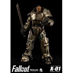 Fallout Action Figure 1/6 X-01 Power Armor 37 cm