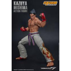 Tekken 7 Figura 1/12 Kazuya Mishima 17 cm