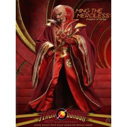 Flash Gordon Action Figure 1/6 Ming the Merciless Limited Edition 31 cm