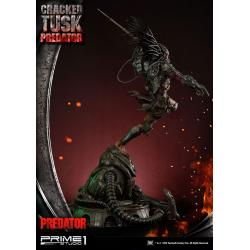 Predator Statue Cracked Tusk Predator 101 cm