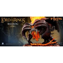 Lord of the Rings Defo-Real Series Soft Vinyl Figure Balrog Deluxe Version 16 cm