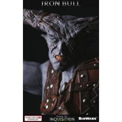 Dragon Age Inquisition Estatua 1/4 Iron Bull 58 cm