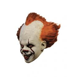 Stephen King\'s It 2017 Latex Mask Pennywise Deluxe Edition