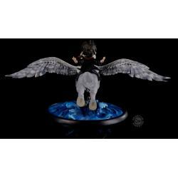 Harry Potter Diorama Q-Fig MAX Harry & Buckbeak 13 cm