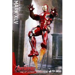 Avengers AoU: Diecast Iron Man Mark XLV - Sixth Scale Figure