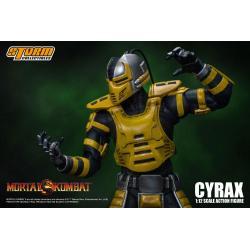 Mortal Kombat Action Figure 1/12 Cyrax 18 cm