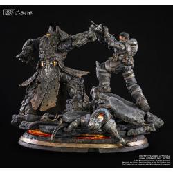 Gears of War: Marcus vs General RAAM