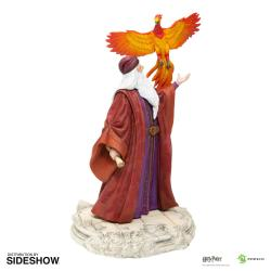 Harry Potter Statue Dumbledore with Fawkes 30 cm