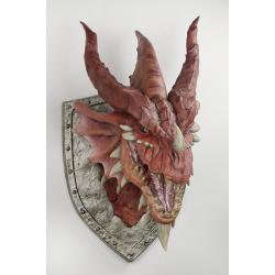 Dungeons & Dragons Trofeo para colgar en la pared (goma espuma/látex) 81 cm