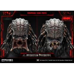 The Predator Statue 1/4 Assassin Predator Deluxe Version 93 cm