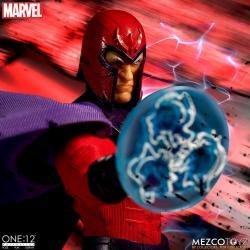 Marvel Action Figure 1/12 Magneto 17 cm