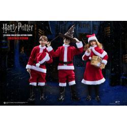 Harry Potter My Favourite Movie Action Figure 1/6 Hermione (Child) XMAS Version 25 cm