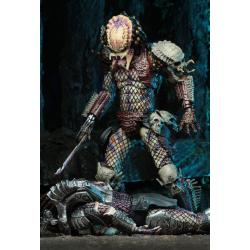 Predator Bad Blood Pack de 2 Figuras Ultimate Bad Blood & Enforcer 20 cm