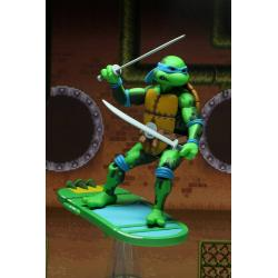 Teenage Mutant Ninja Turtles: Turtles in Time Action Figure Series 1 Leonardo 18 cm
