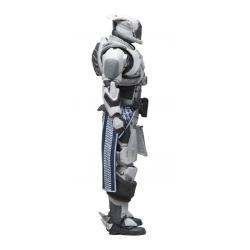 Destiny Figura Legacy Vault of Glass Titan (Chatterwhite Shader) 18 cm