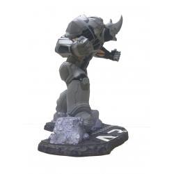 Marvel\'s Spider-Man Estatua PVC Marvel Gamerverse 1/12 Sinister Six Rhino 18 cm