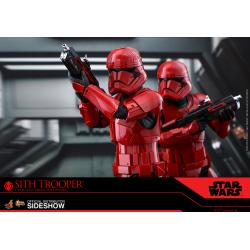 Sith Trooper Sixth Scale Figure by Hot Toys The Rise of Skywalker - Movie Masterpiece Series