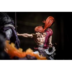 Rurouni Kenshin Elite Exclusive Statue 1/6 Kenshin vs. Shishio 25th Anniversary Edition 60 cm