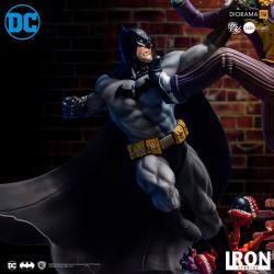 DC Comics Diorama 1/6 Batman vs Joker Battle by Ivan Reis 52 cm