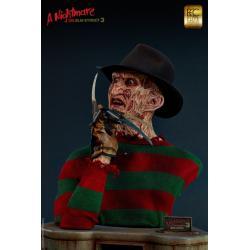 Pesadilla en Elm Street 3: Freddy Busto escala 1:1