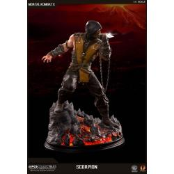 Mortal Kombat X Estatua 1/4 Scorpion 54 cm