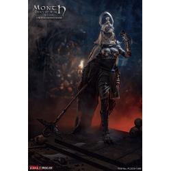 Month Deity of War Figura 1/6 Silver Edition 30 cm