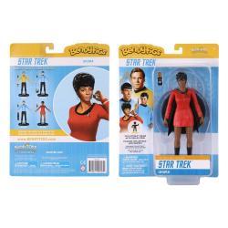 Star Trek Figura Maleable Bendyfigs Uhura 19 cm