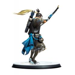 Overwatch Estatua Hanzo 33 cm