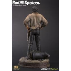 BUD SPENCER OLD&RARE 1/6 RESIN STATUE 37CM