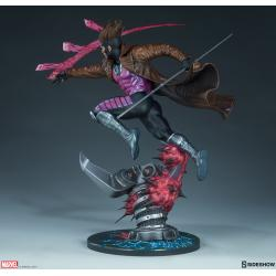 Gambit Maquette by Sideshow Collectibles