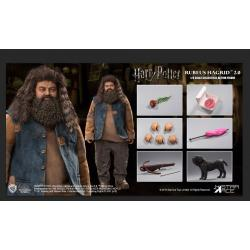 Harry Potter My Favourite Movie Action Figure 1/6 Rubeus Hagrid 2.0 40 cm