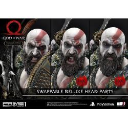 God of War (2018) Statue Kratos & Atreus Deluxe Ver. 72 cm